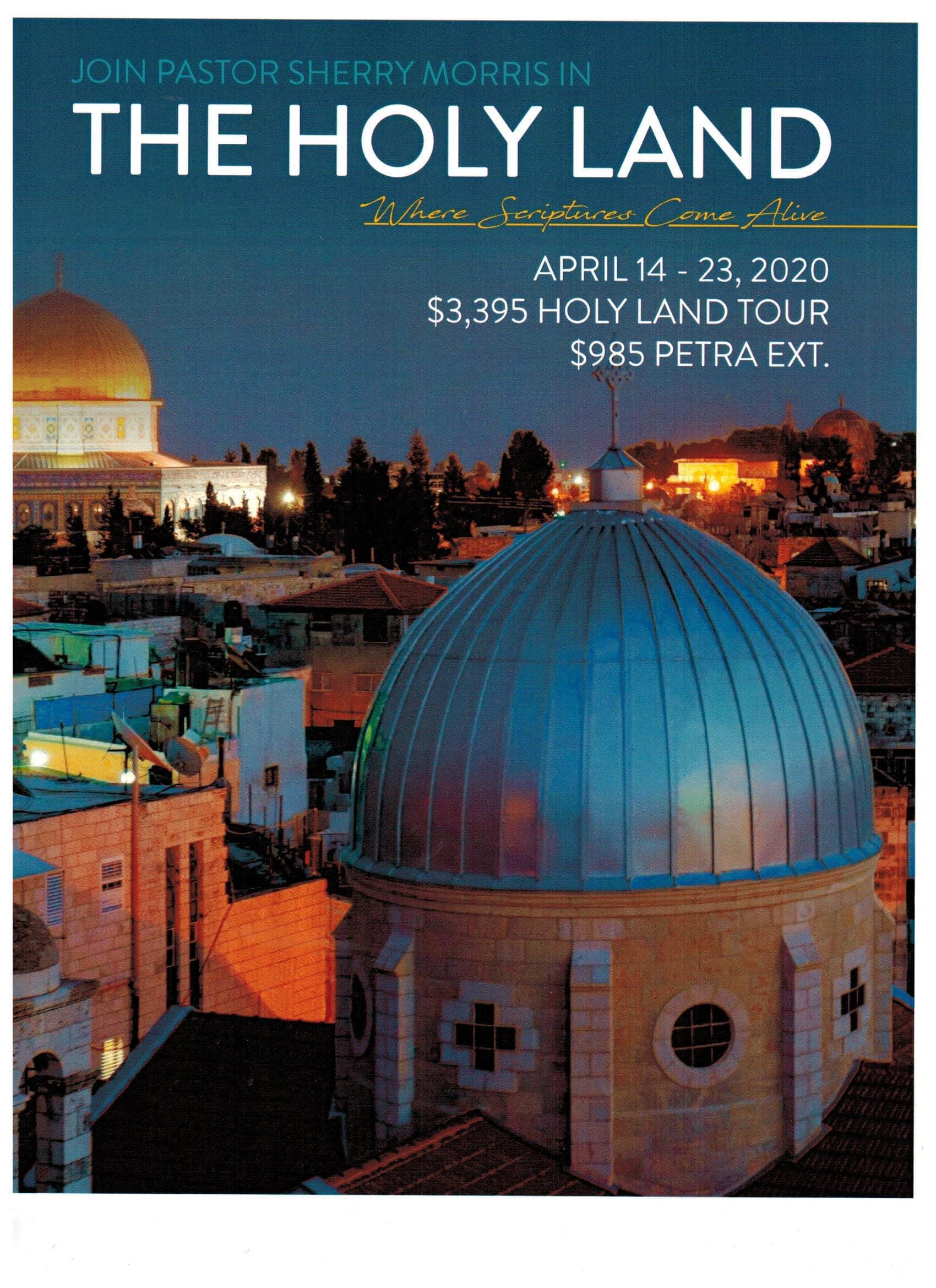 Holy Land Tour 2019 P1 001